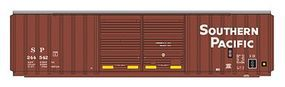 Intermountain 5283 Cubic Foot Double-Door Boxcar Southern Pacific HO Scale Model Train Freight Car #48307