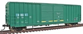 Intermountain 5283 Cubic Foot Double-Door Boxcar DM&E HO Scale Model Train Freight Car #48311