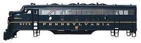 Intermountain EMD F7A - Standard DC - Pennsylvania Railroad HO Scale Model Train Diesel Locomotive #49006
