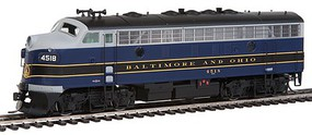 Intermountain EMD F7A w/ Snd B&O - HO-Scale