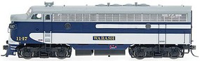 Intermountain EMD F7A Wabash - HO-Scale