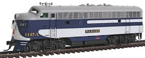 Intermountain EMD F7A w/Snd WAB - HO-Scale