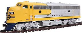 Intermountain EMD F7A - Standard DC - Santa Fe HO Scale Model Train Diesel Locomotive #49021