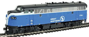 Intermountain EMD F7A DCC w/Snd GN - HO-Scale