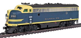 Intermountain EMD F7A w/Snd ATSF - HO-Scale