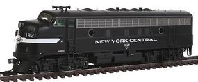 Intermountain EMD F7A - Standard DC - New York Central HO Scale Model Train Diesel Locomotive #49030