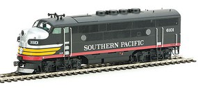 Intermountain EMD F3A DCC/Snd SP Blk Wd - HO-Scale