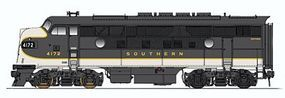 Intermountain EMD F3A - Standard DC - Southern Railway HO Scale Model Train Diesel Locomotive #49130