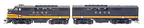 Intermountain EMD FTA-B Set DCC - Northern Pacific HO Scale Model Train Diesel Locomotive #49210
