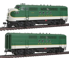 Intermountain FT A/B Set w/Snd SOU grn HO-Scale