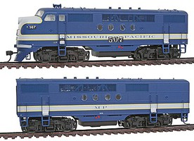 Intermountain FT A/B w/Snd MP - HO-Scale