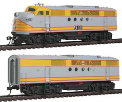 Intermountain FT A/B Set w/Snd SLSW HO-Scale