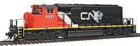 Intermountain EMD/GMDD SD40-2W DC Canadian National HO Scale Model Train Diesel Locomotive #49307