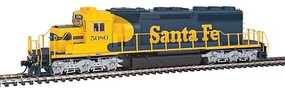Intermountain SD40-2 Loco w/Snd ATSF - HO-Scale