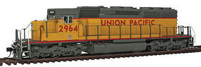 Intermountain EMD SD40-2 - DCC - Union Pacific HO Scale Model Train Diesel Locomotive #49327