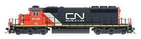 Intermountain EMD SD40-2 with DCC - Canadian National HO Scale Model Train Diesel Locomotive #49335