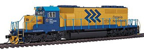 Intermountain SD40-2 Loco ONT w/snd - HO-Scale