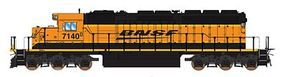 Intermountain EMD SD40-2 - Standard DC - BNSF Railway HO Scale Model Train Diesel Locomotive #49350