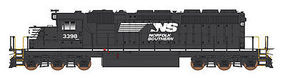 Intermountain SD40-2 DCC Norfolk Southern Thoroughbrd HO Scale Model Train Diesel Locomotive #49356