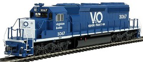 Intermountain SD40-2 DCC/Snd V&O HO-Scale
