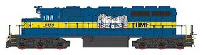 Intermountain SD40-2 w/Snd DME