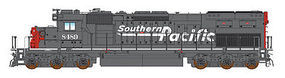 Intermountain SD40T-2 DCC Southern Pacific Speed Lettering HO Scale Model Train Diesel Locomotive #49403
