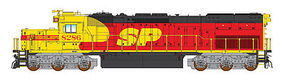 Intermountain SD40T-2 DCC SP Kodachrome HO Scale Model Train Diesel Locomotive #49409