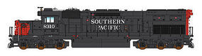 Intermountain SD40T-2 DCC Southern Pacific Snoot HO Scale Model Train Diesel Locomotive #49421