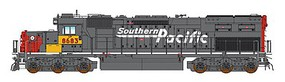 Intermountain SD40T-2 DCC/Snd UP/SP HO-Scale