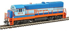 Intermountain U18B DCC w/Sound FNM - HO-Scale