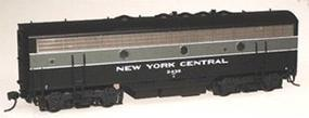 Intermountain EMD F7B Smrt dmy NYC Ltng - HO-Scale