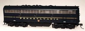 Intermountain EMD F7B Smrt dmy PRR - HO-Scale