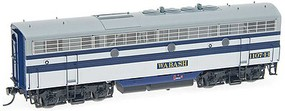 Intermountain EMD F7B WAB - HO-Scale