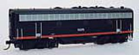 Intermountain EMD F7B with Sound & DCC - Southern Pacific HO Scale Model Train Diesel Locomotive #49540s