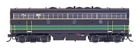 Intermountain EMD F7B RDG - HO-Scale