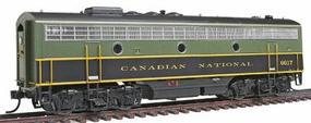 Intermountain EMD F9B - Standard DC - Canadian National HO Scale Model Train Diesel Locomotive #49587