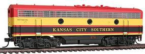 Intermountain EMD F9B DC Kansas City Southern Executive Belle HO Scale Model Train Diesel Locomotive #49596