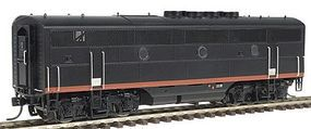 Intermountain EMD F3B powered RTR Southern Pacific Black Wood HO Scale Model Train Diesel Locomotive #49602