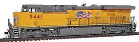 Intermountain GE ES44AC - Standard DC - Union Pacific HO Scale Model Train Diesel Locomotive #49701