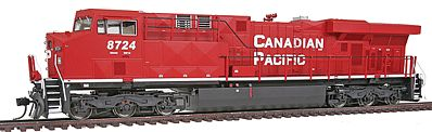 Intermountain Railway Company GE ES44AC - Standard DC - Canadian Pacific -- HO Scale Model Train Diesel Locomotive -- #49703