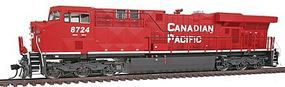 Intermountain GE ES44AC - Standard DC - Canadian Pacific HO Scale Model Train Diesel Locomotive #49703