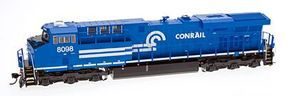 Intermountain GE ES44AC - Standard DC - Norfolk Southern #8098 HO Scale Model Train Diesel Locomotive #49708