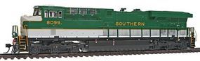 Intermountain GE ES44AC - Standard DC - Norfolk Southern #8099 HO Scale Model Train Diesel Locomotive #49709