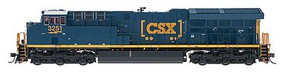 Intermountain GE Tier 4 CSX w/snd