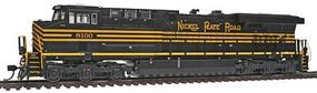Intermountain GE ES44AC Loco DC NS/NKP - HO-Scale
