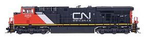 Intermountain GE ES44DC w/DCC - Canadian National HO Scale Model Train Diesel Locomotive #49723