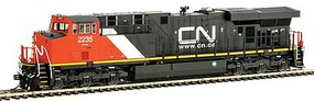 Intermountain GE ES44DC Loco w/Snd CN HO-Scale