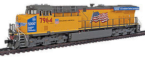 Intermountain ES44 GEVO DC Union Pacific #7964 HO Scale Model Train Diesel Locomotive #49740