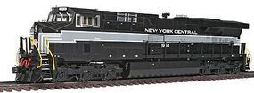 Intermountain GE ES44DC Standard DC New York Central HO Scale Model Train Diesel Locomotive #49762