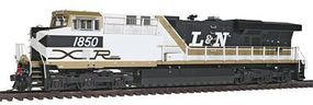 Intermountain GE ES44AC - Standard DC - Louisville & Nashville HO Scale Model Train Diesel Locomotive #49765